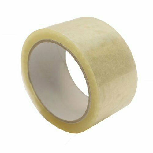 wide clear packing tape