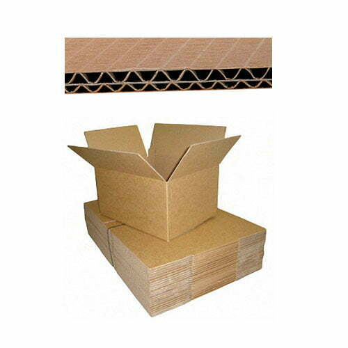 Double Wall Cardboard Boxes at Cardboard Boxes NI