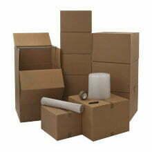Moving packs