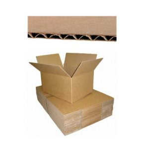 Single Wall Cardboard Boxes at Cardboard Boxes NI