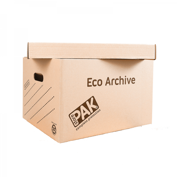 420 x 340 x 260mm Eco Archive Cardboard Boxes at Cardboard Boxes NI