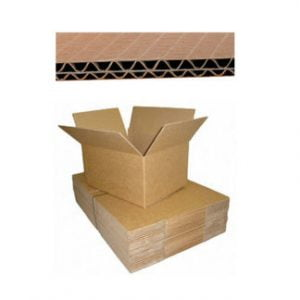 Double Wall Cardboard Boxes available at Cardboard Boxes NI