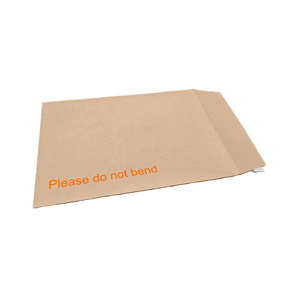 444 x 368mm Brown Board backed Peal & Seal Envelopes