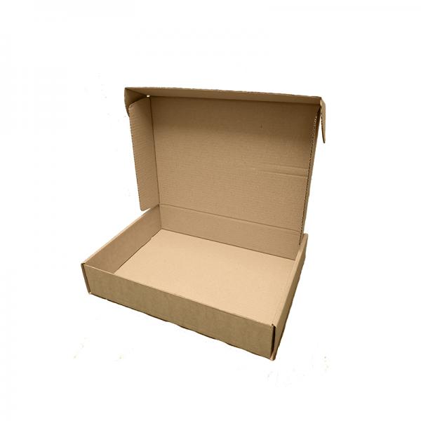 "15""x11""x4"" Single Wall Die Cut Box"