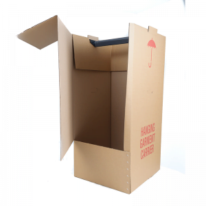 Wardrobe Boxes for moving house at Cardboard Boxes NI