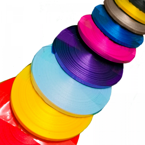 Coloured Rolls of Ribbon String - 50m