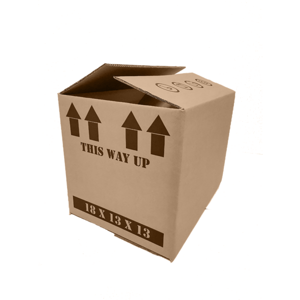 """18x13x13"""" Double Walled Boxes at Cardboard Boxes NI"""