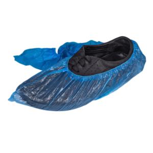 Blue Disposable Shoe Protectors