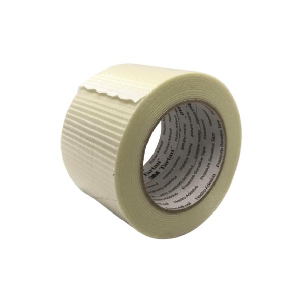 3M Scotch Tartan Cross Weave Filament Tape 75mm X 50m