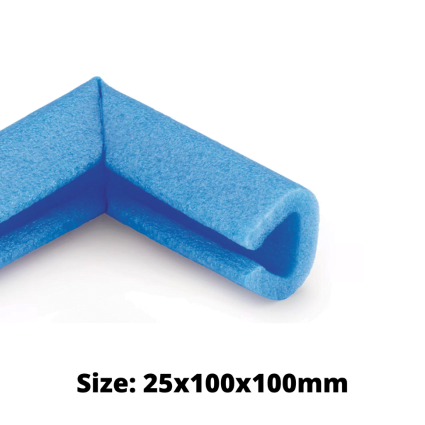 Blue Foam Profile Corner 25x100x100mm